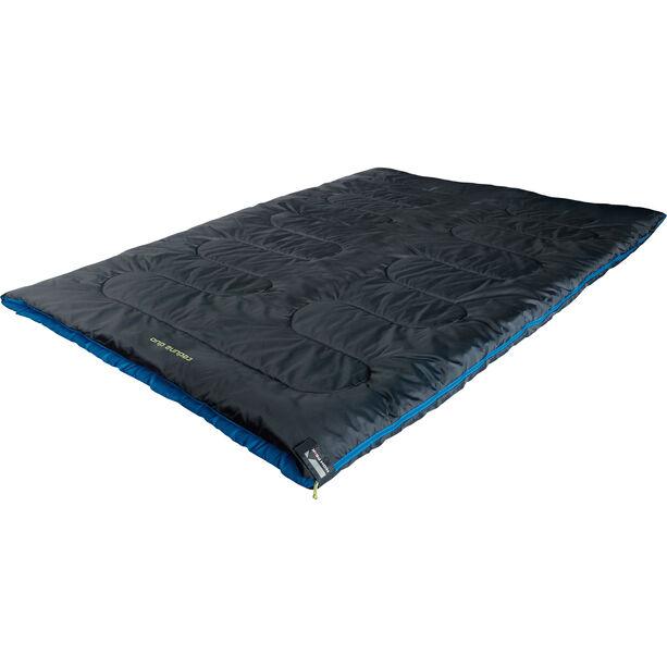 High Peak Ceduna Duo Sleeping Bag anthra/blue