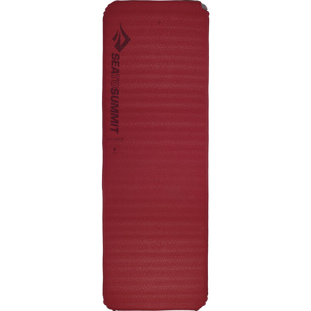 Sea to Summit Comfort Plus Self Inflating Mat Rectangular Large red