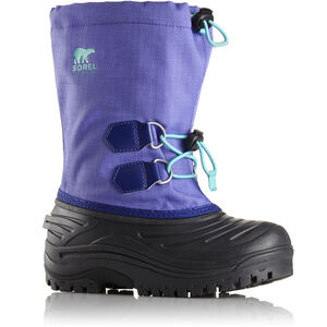 Sorel Super Trooper Boots Barn purple arrow/reef purple arrow/reef