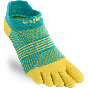 Injinji Run LW No Show Coolmax Xtra Socks Dam Tropic Tropic