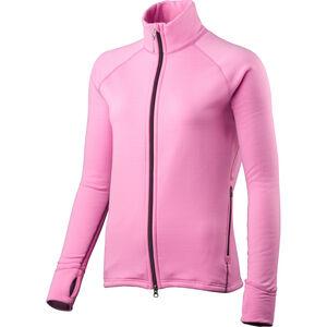 Houdini Power Jacket Dam pressure pink pressure pink
