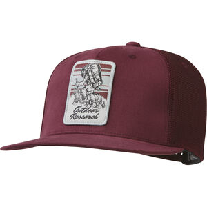 Outdoor Research Squatchin Trucker Cap pinot pinot