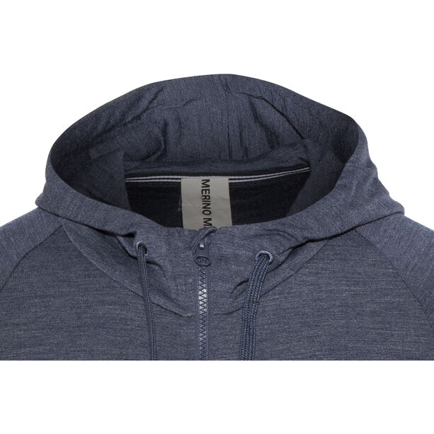 super.natural Essential Hoody Herr navy blazer melange