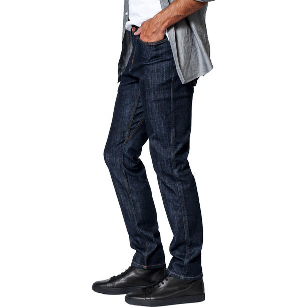DUER Performance Denim Pants Slim Herr heritage rinse