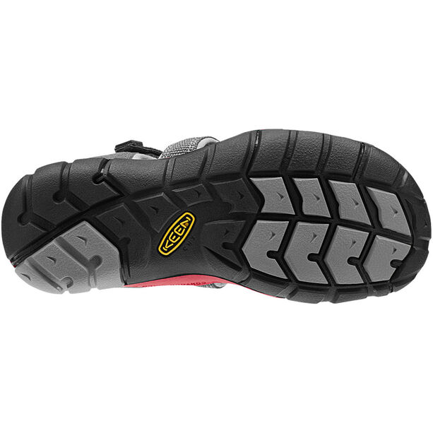 Keen Seacamp II CNX Sandals Barn magnet/racing red