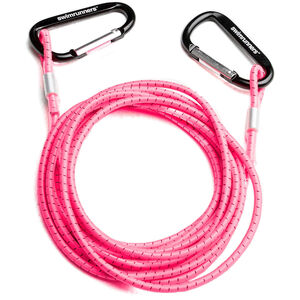 Swimrunners Support Pull Belt Cord 3m pink pink