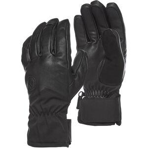 Black Diamond Tour Gloves Black Black