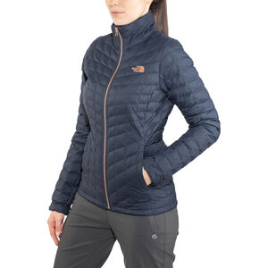 The North Face Thermoball Full Zip Jacket Dam urban navy/metallc copper urban navy/metallc copper