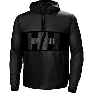 Helly Hansen Active Windbreaker Anorak Herr ebony ebony