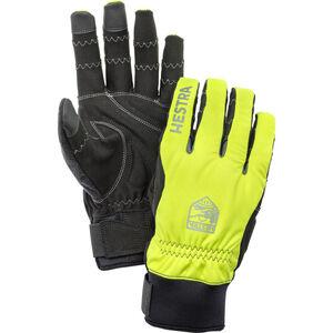 Hestra Ergo Grip Long Finger Gloves gul/svart gul/svart