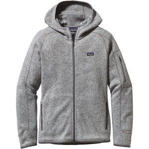 Patagonia Better Sweater Hoody Dam Birch White Birch White