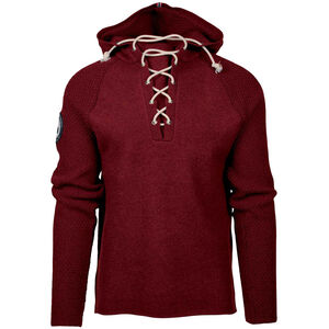 Amundsen Sports Boiled Laced Hoodie Herr weathered red weathered red