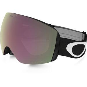 Oakley Flight Deck XM Snow Goggles Dam matte black w/ prizm hi pink iridium matte black w/ prizm hi pink iridium