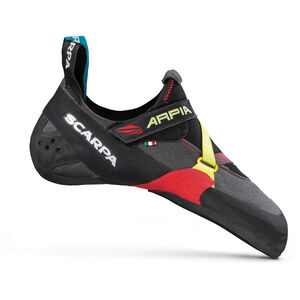 Scarpa Arpia Climbing Shoes Herr black-red black-red
