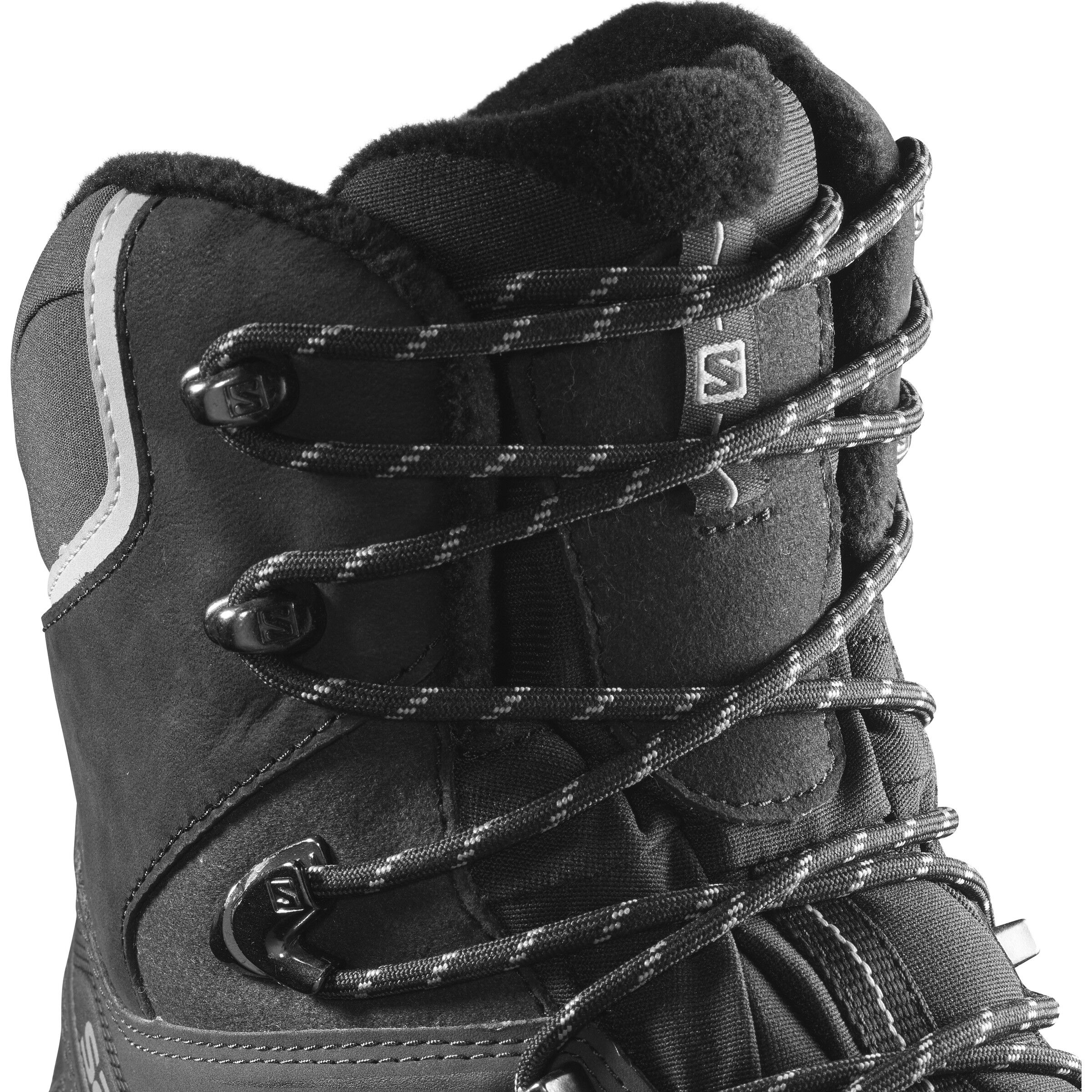 Salomon X Ultra Winter CS WP Shoes Herr blackphantommonument