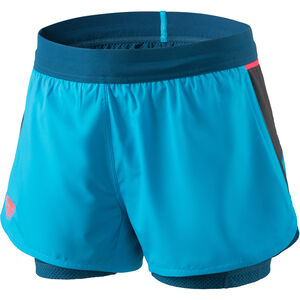 Dynafit Alpine Pro 2in1 Shorts Dam methyl blue methyl blue