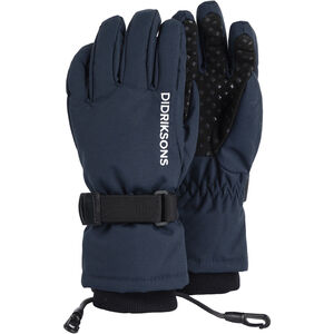 Didriksons 1913 Biggles Five Gloves Barn Navy Navy