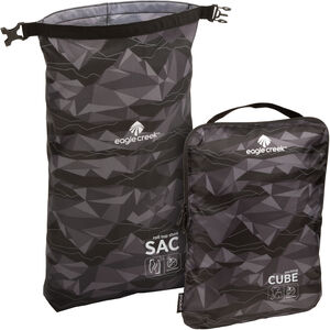 Eagle Creek Pack-It Active Essential Set geo scape black geo scape black