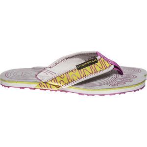 La Sportiva Swing Shoes Dam purple/apple green purple/apple green