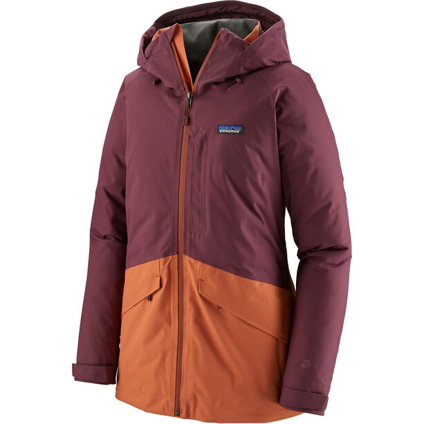 Patagonia Snowbelle Insulated Jacket Dam light balsamic