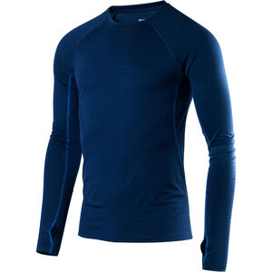 Houdini Desoli Crew Shirt Herr canyon blue canyon blue