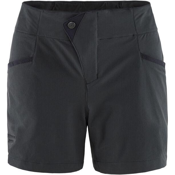 Klättermusen Vanadis 2.0 Shorts Dam dark grey
