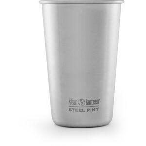 Klean Kanteen Pint Cup 16oz (473 ml) stainless (borstad finish) stainless (borstad finish)