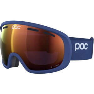 POC Fovea Clarity Goggles lead blue/spektris orange lead blue/spektris orange