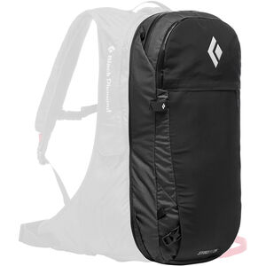 Black Diamond Jetforce Pro Booster Split Pack 25l Black Black