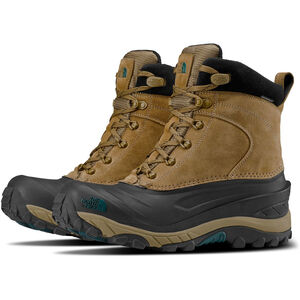 The North Face Chilkat III Boots Herr british khaki/tnf black british khaki/tnf black