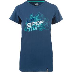 La Sportiva Cubic T-shirt Dam opal opal