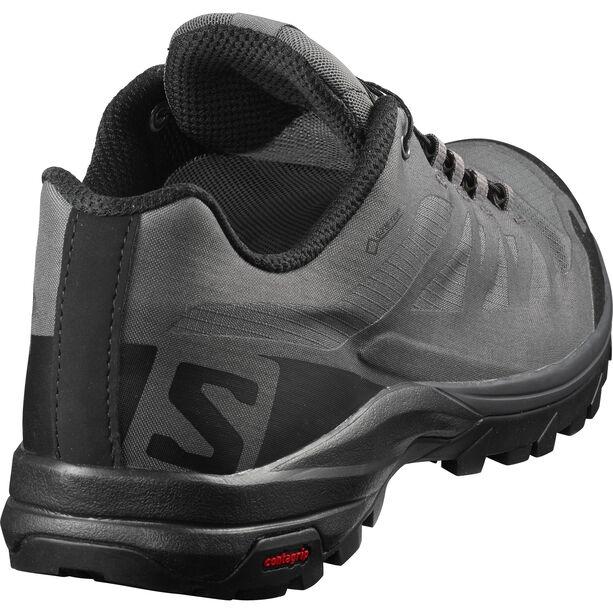 Salomon OUTpath GTX Shoes Herr magnet/black/black