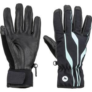 Marmot Spring Gloves Dam black black