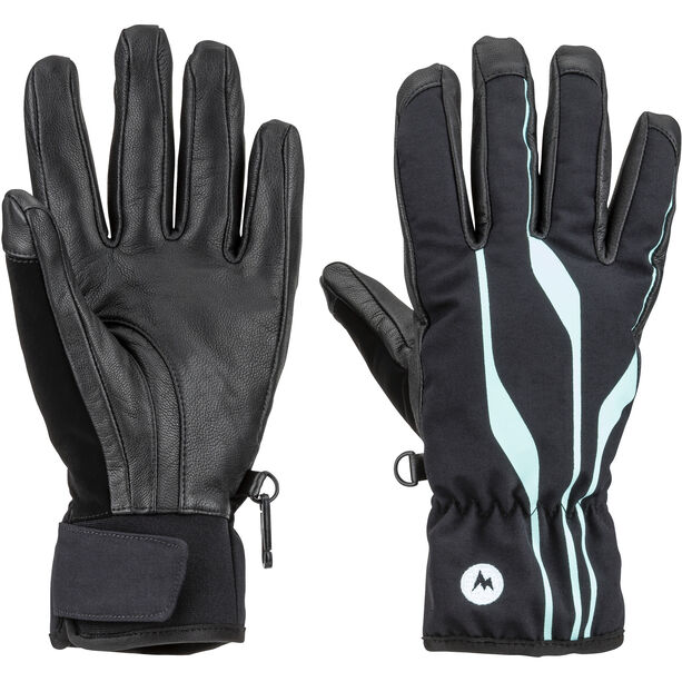 Marmot Spring Gloves Dam black