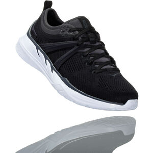 Hoka One One Tivra Running Shoes Dam black/dark shadow black/dark shadow