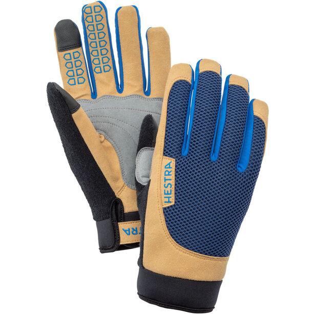 Hestra Bike SR Long Finger Gloves marin