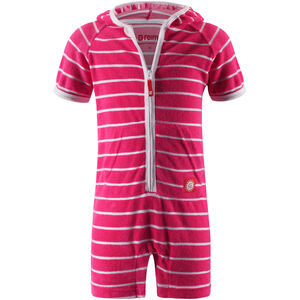 Reima Oahu Overall Barn candy pink candy pink