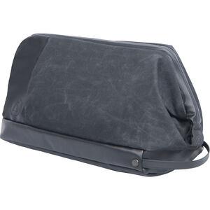 Alchemy Equipment Dopp Kit Bag black waxed kodra black waxed kodra