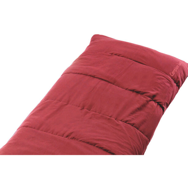 Outwell Campion Sleeping Bag Barn red