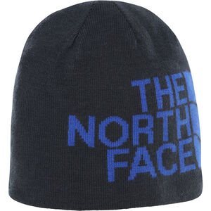 The North Face Reversible TNF Banner Beanie Urban Navy/TNF Blue Logo Xl Urban Navy/TNF Blue Logo Xl
