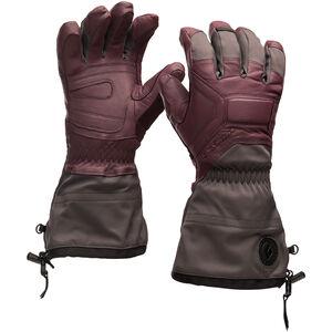 Black Diamond Guide Gloves Dam Bordeaux Bordeaux