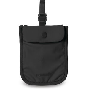 Pacsafe Coversafe S25 Bra Pouch Dam black black