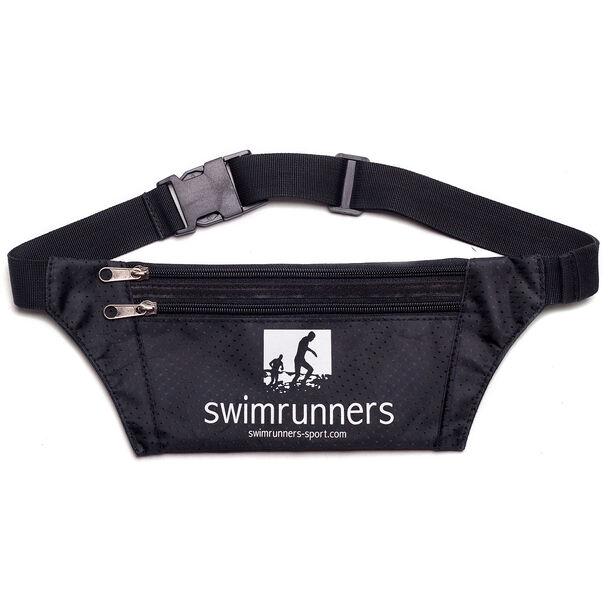 Swimrunners Waist Bag black