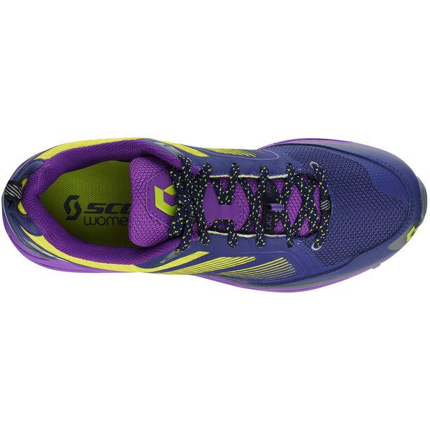 SCOTT Kinabalu Supertrac Shoes Dam purple/green