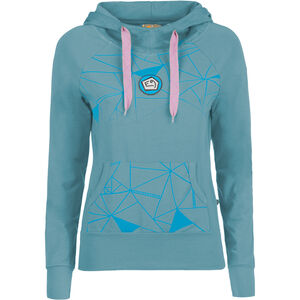 E9 Nina Fleece Hoody Dam dust dust