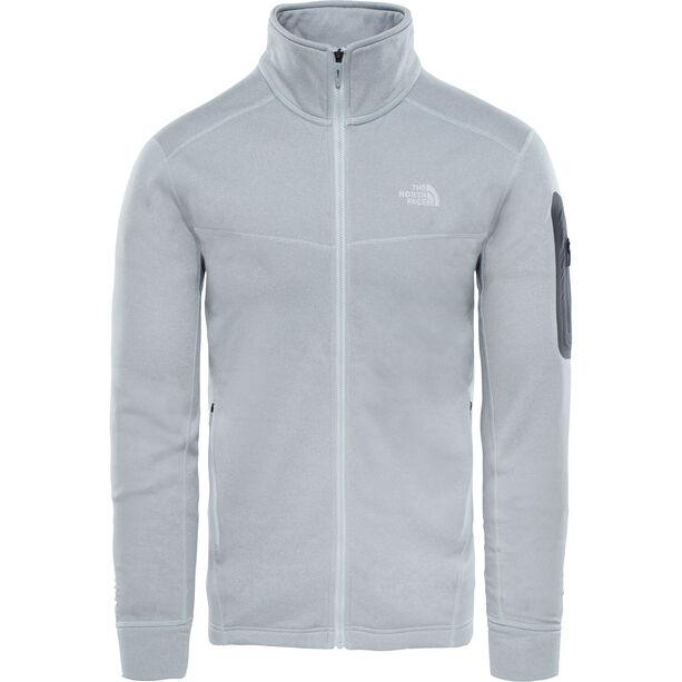 The North Face Hadoken Full Zip Jacket Herr tnf light grey heather