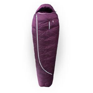 Grüezi-Bag Biopod DownWool Subzero Sleeping Bag berry berry