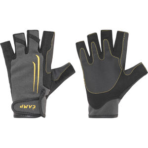 Camp Start Fingerless S black/yellow black/yellow