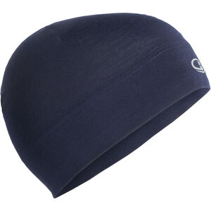 Icebreaker Chase Beanie Midnight Navy Midnight Navy