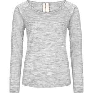 super.natural City LS Top Women ash melange ash melange